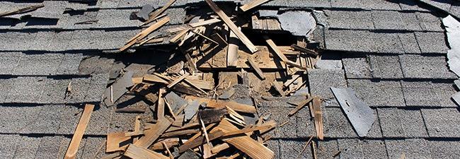 daklekkage schuin dak repareren kosten