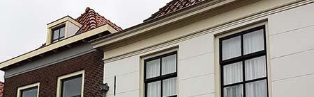 houten dakgoten Vlissingen