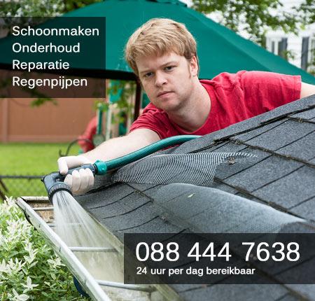Dakgoten expert Nieuwegein