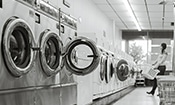 Lekkage wasmachine