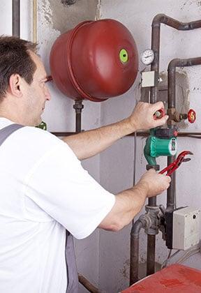 lek boiler rookgasafvoer opsporen